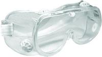 Очки защитные с вентиляцией FIT 12217