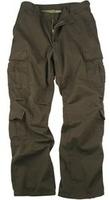 [2562] Ultra Force™ Brown Vintage Paratrooper Fatigues