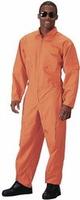 [7415] Ultra Force™ Orange Flightsuit
